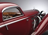 1936 Mercedes-Benz 540 K Spezial Coupe by Sindelfingen - $