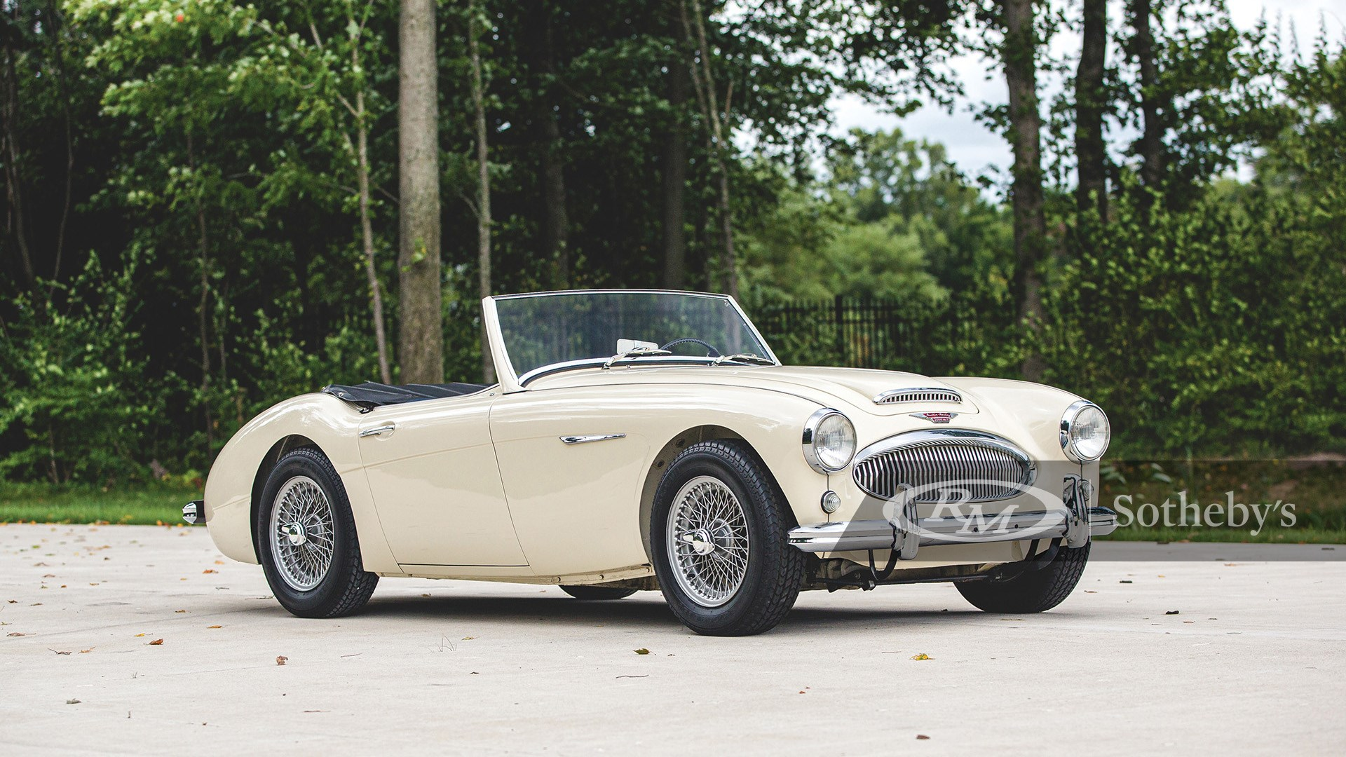 RM Sotheby's The Elkhart Collection 2020, Blog, 1962 Austin-Healey 3000 Mk II BT7