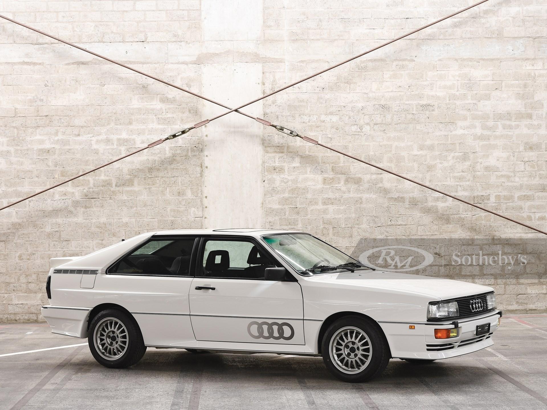 1985 Audi quattro  -