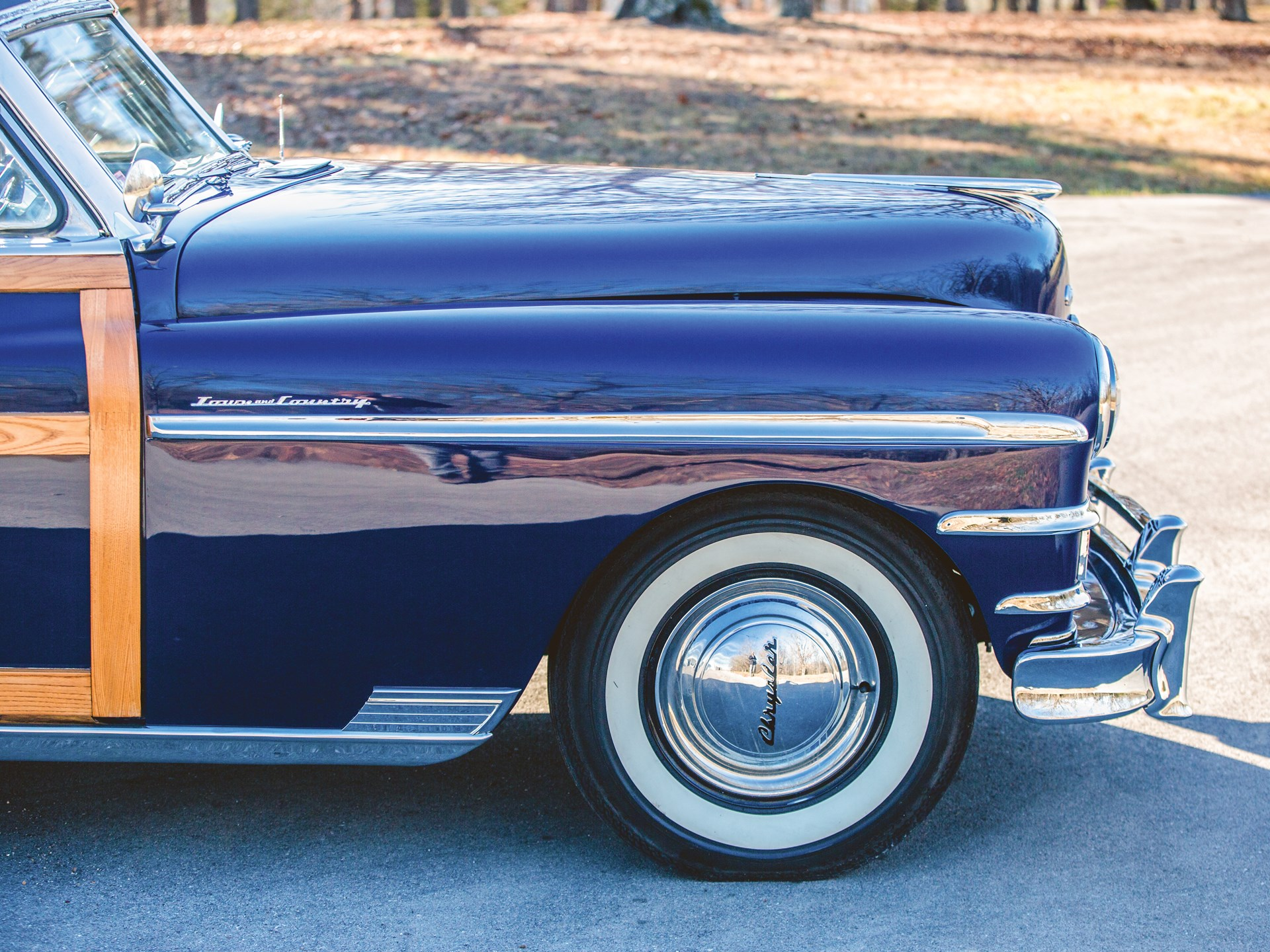 Rm Sothebys 1949 Chrysler Town And Country Convertible Arizona 2018