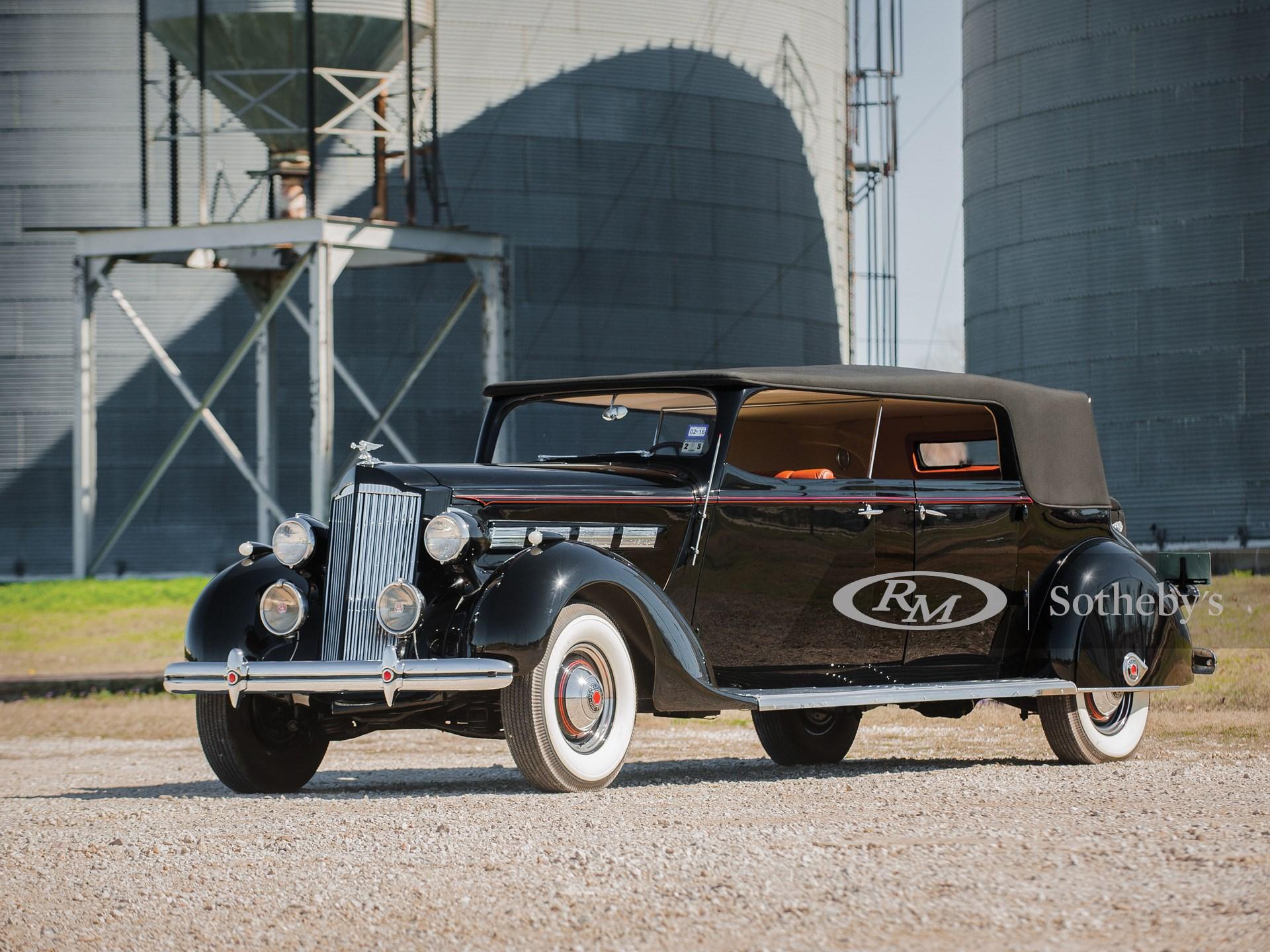 1937 Packard Eight Custom