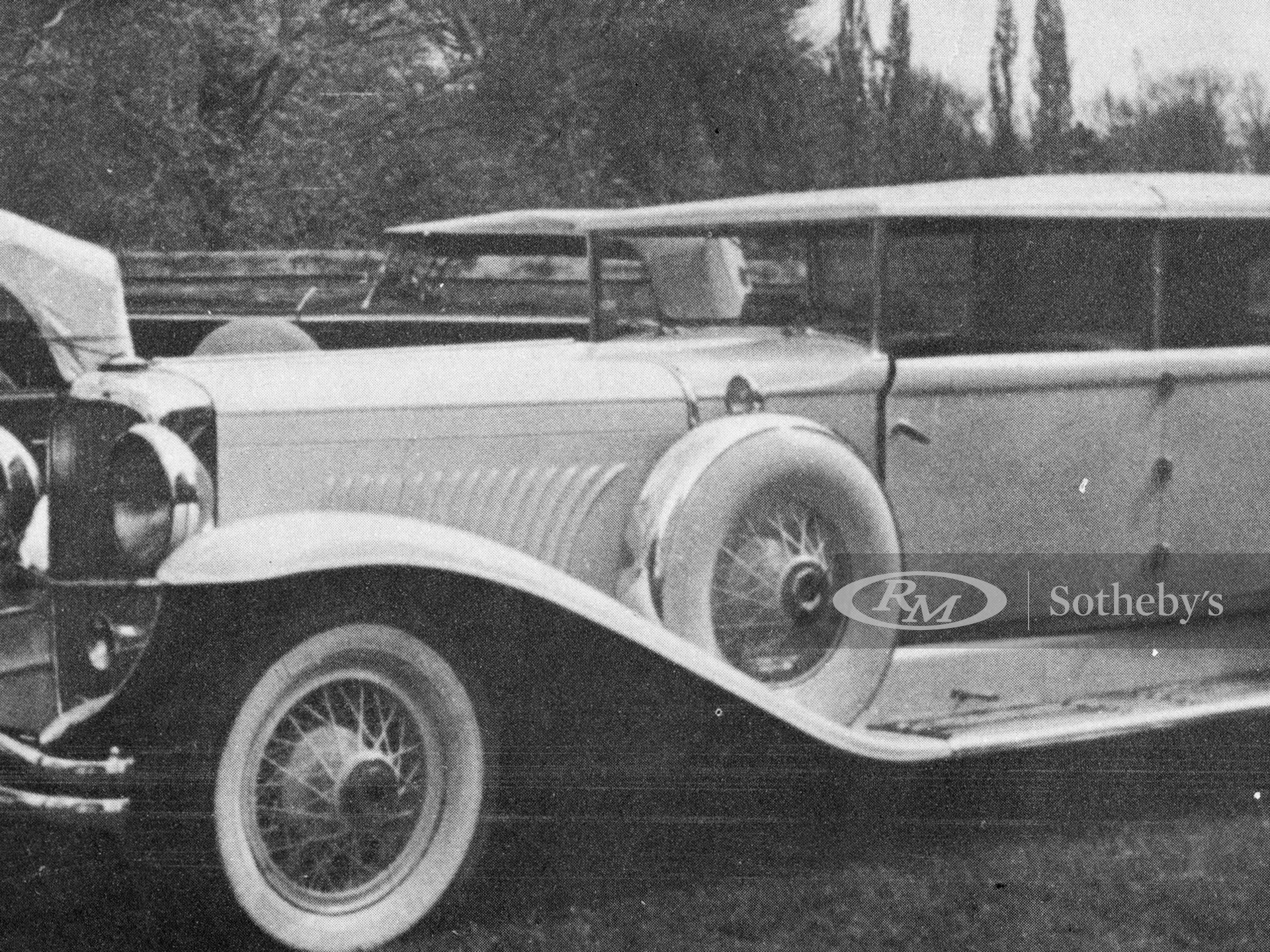 1934 Duesenberg Model J Town Car by Murphy | Arizona 2016 | RM ...