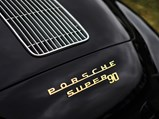 1960 Porsche 356 B Roadster by Drauz - $19.02.2020  Roger Bray Restoration Porsche 356