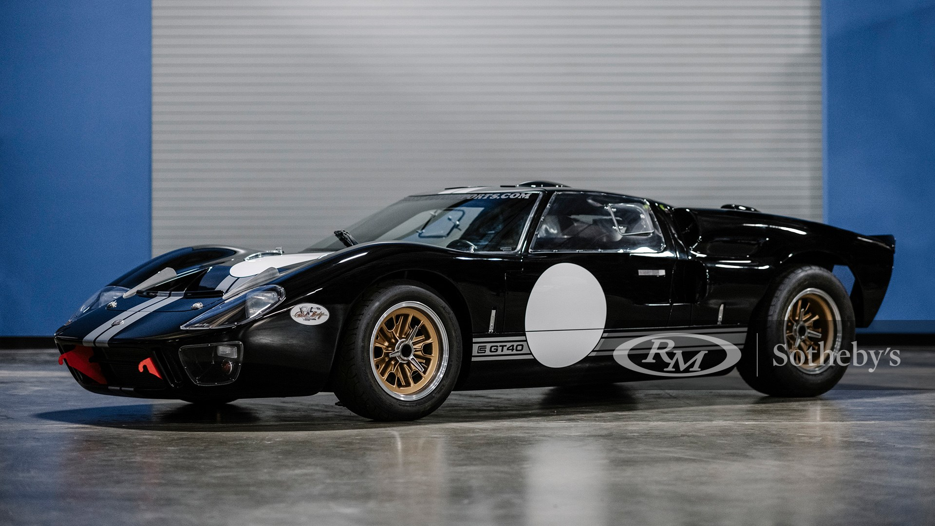 RM Sotheby's Arizona Scottsdale 2021, Blog, 2008 Shelby GT40 Mk II 85th Commemorative Edition