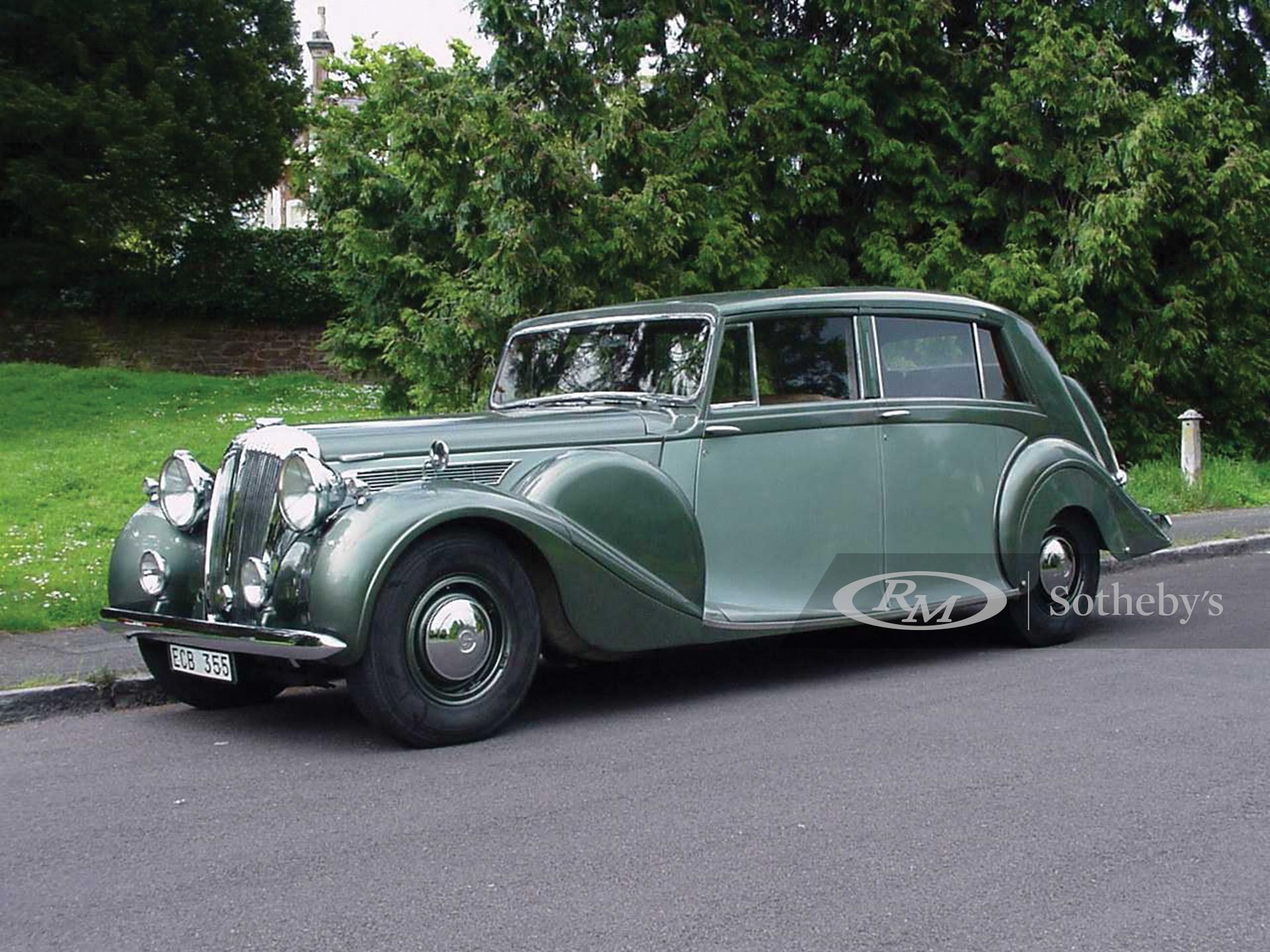 1948 Daimler DE36 Limousine
