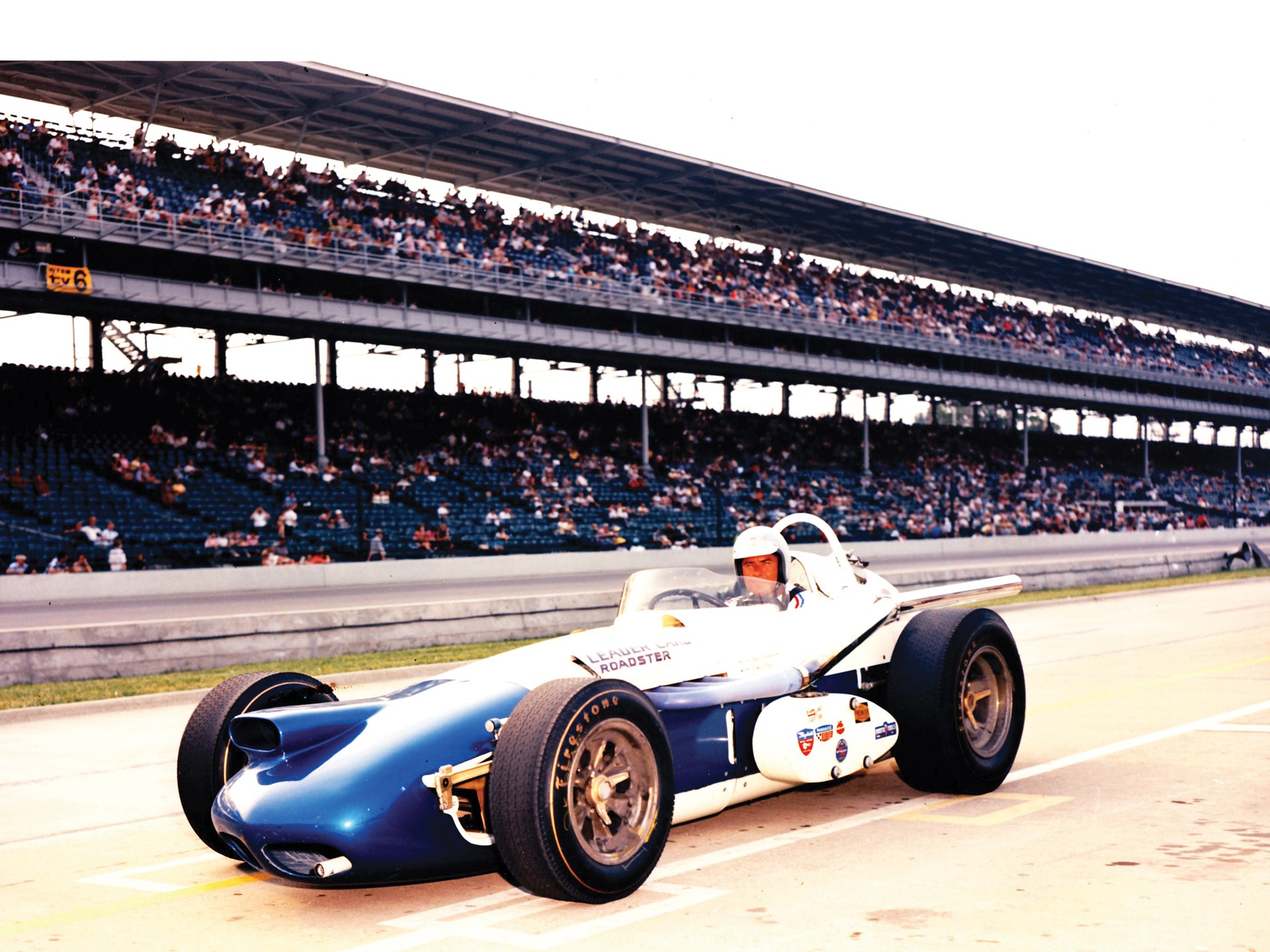 """1963 Watson Indianapolis """"Diet-Rite Cola Special"""""""