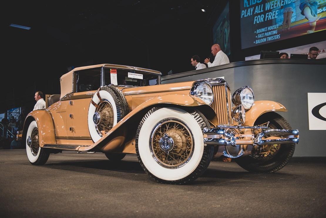 Auctions America - Auburn Fall | Toy car, Auction, Antique