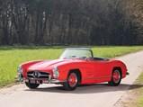 1963 Mercedes-Benz 300 SL Roadster  - $