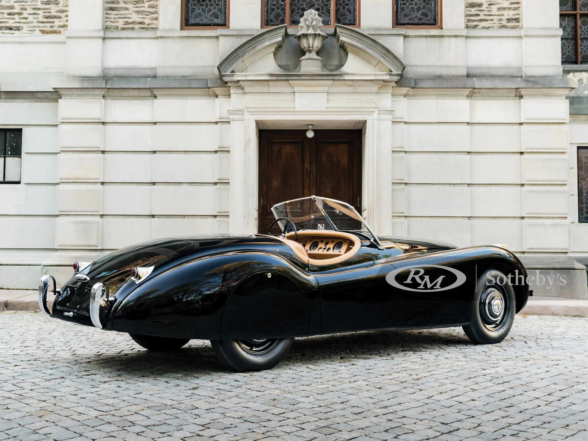 1950 Jaguar XK 120 Roadster  -