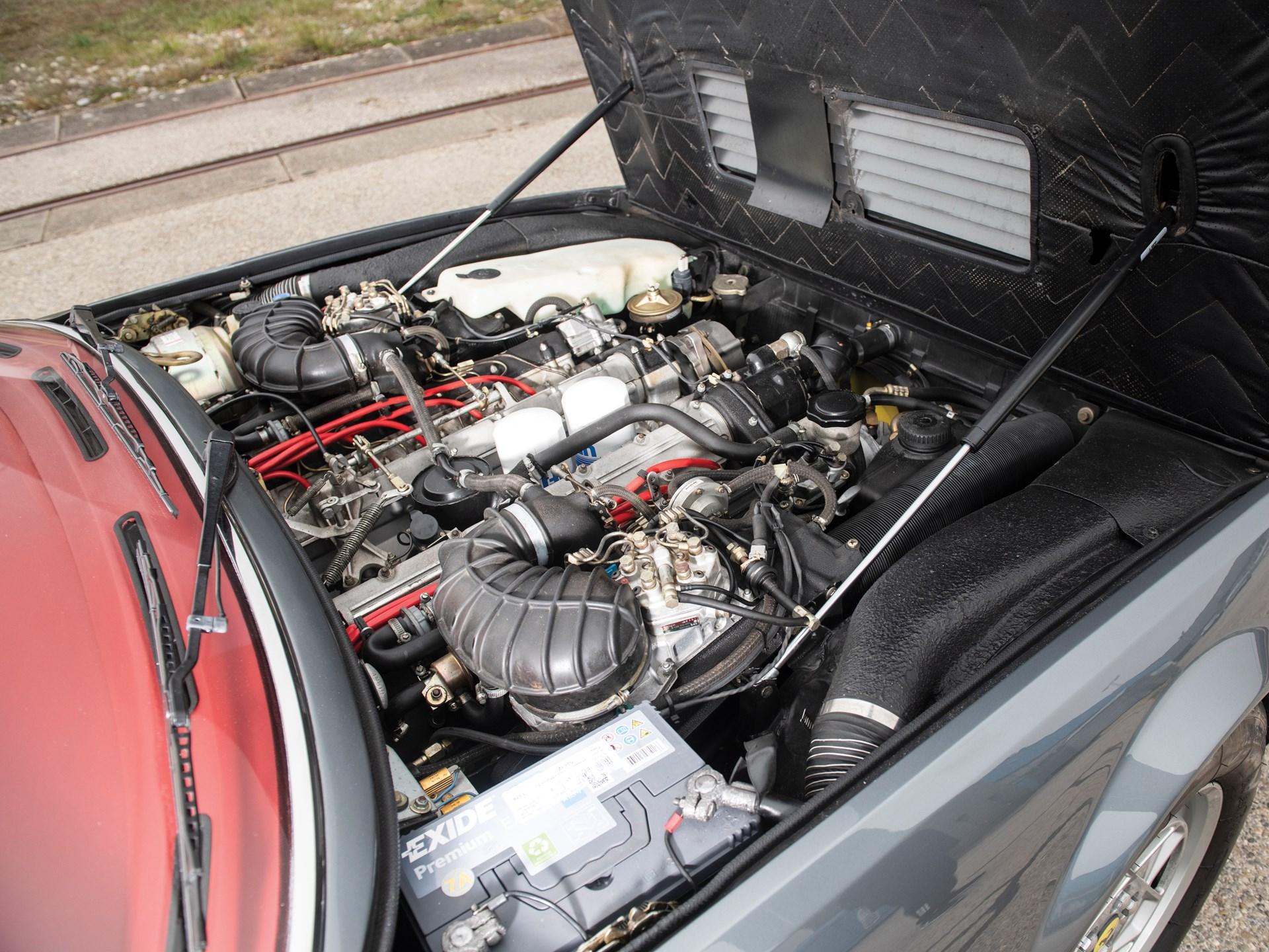1986 Ferrari 412