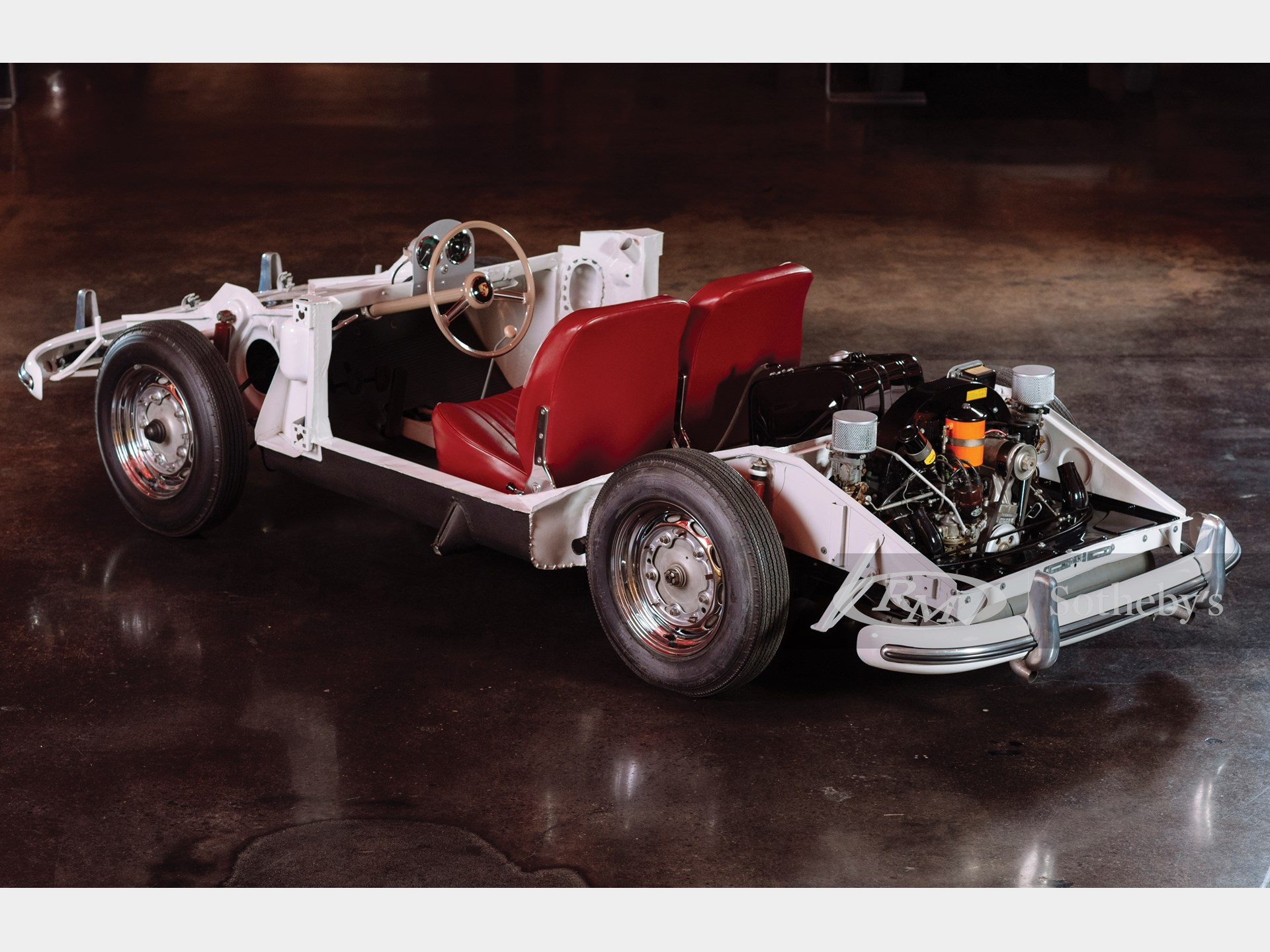 1956 Porsche 356 A Training Chassis  -