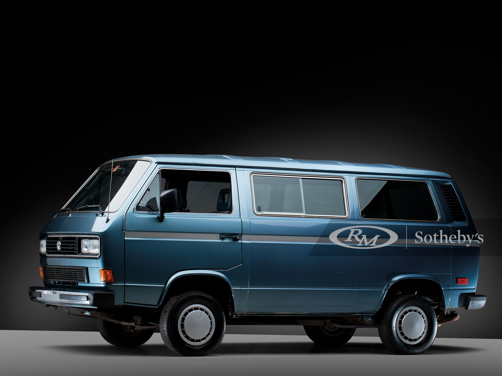 1986 Volkswagen Vanagon Gl Syncro The Dingman Collection 2012 Rm Auctions