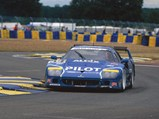 1987 Ferrari F40 LM  - $ Chassis no. 74045 at the 1995 24 Hours of Le Mans, where it finished 12th overall.