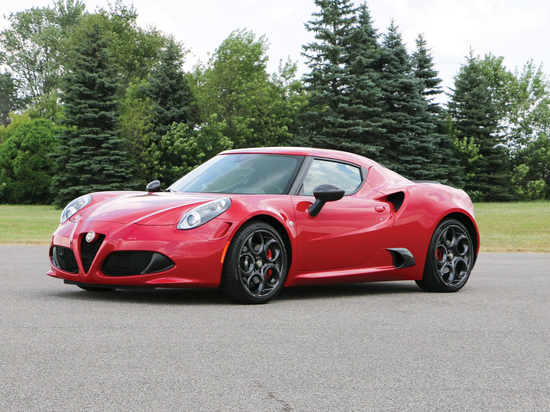 rm sotheby 39 s 2015 alfa romeo 4c launch edition auburn fall 2018. Black Bedroom Furniture Sets. Home Design Ideas