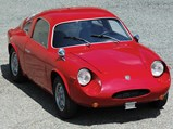 1961 Fiat-Abarth 850 SS Record Monza 'Coda Tronca' by Zagato - $