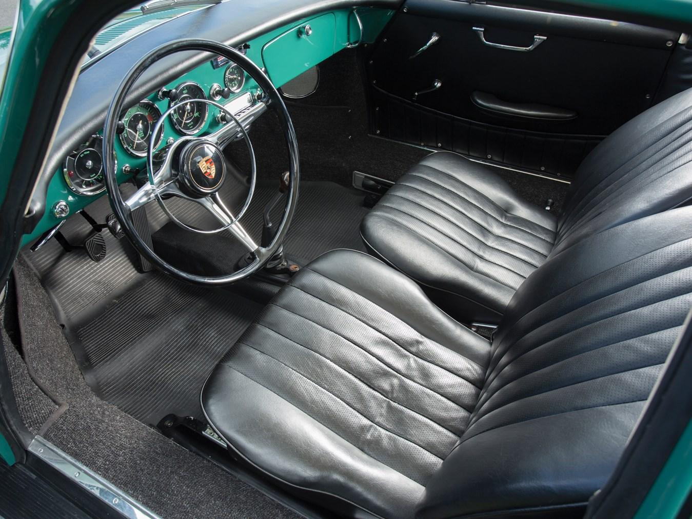 1962 Porsche 356 Carrera 2 Coupé by Reutter