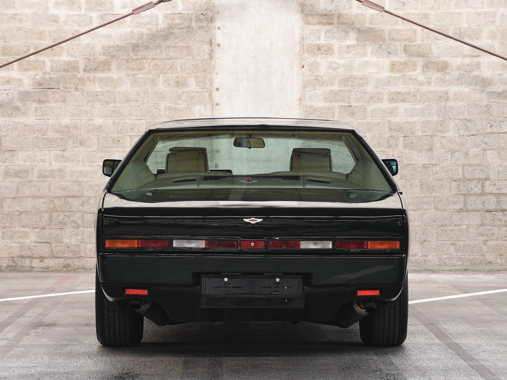1989 Aston Martin Lagonda Series 4