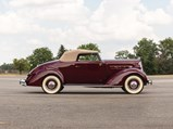 1937 Packard Six Convertible Coupe  - $Photo: @vconceptsllc | Teddy Pieper