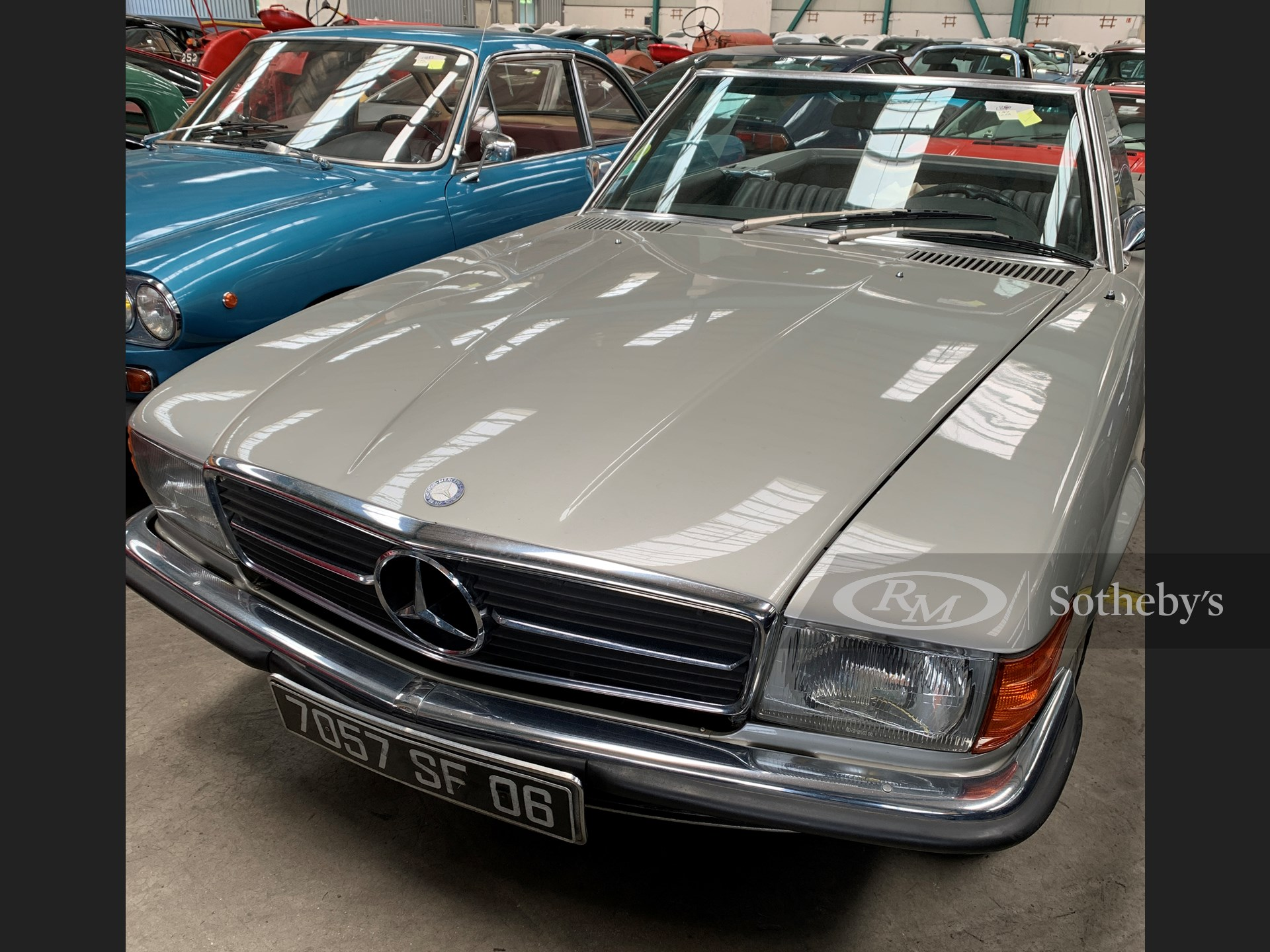 1972 Mercedes-Benz 350 SL  -
