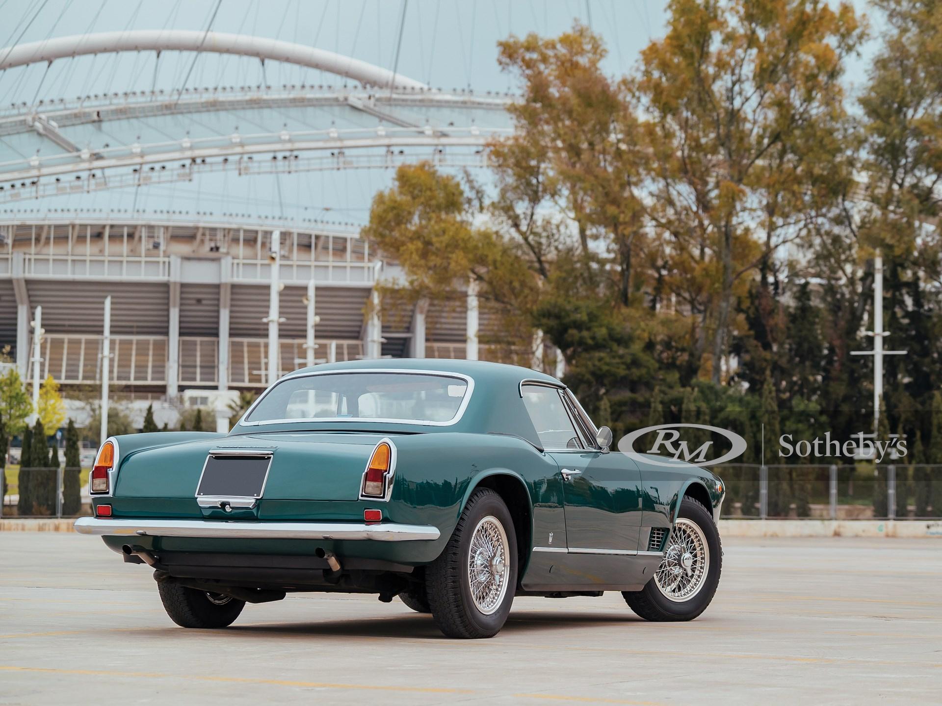 1961 Maserati 3500 GT Spyder by Vignale -