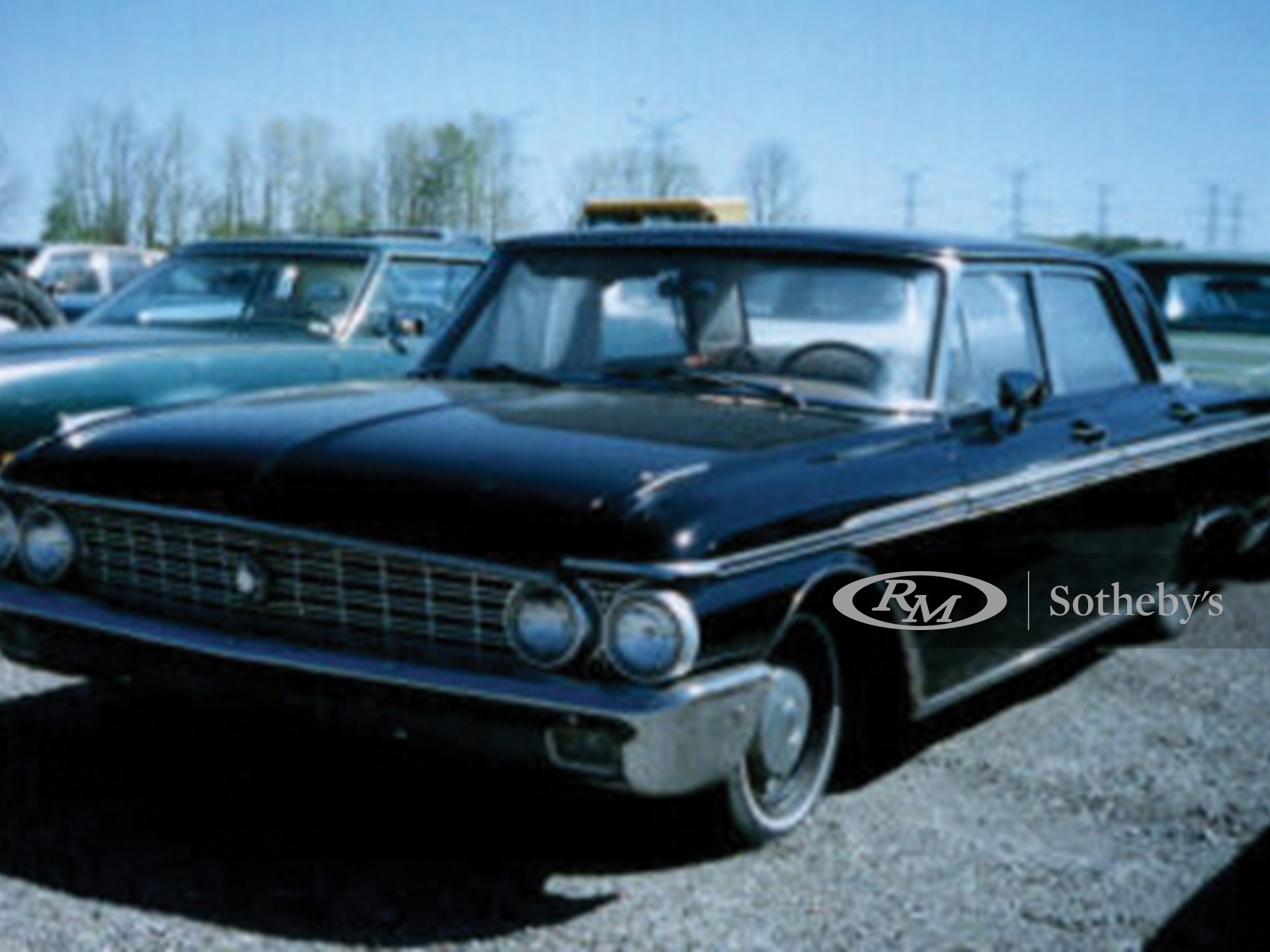1962 Ford Galaxie Sedan