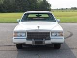 1992 Cadillac Brougham  - $Photo: Teddy Pieper   @vconceptsllc