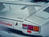 1991 Lamborghini Countach 25th Anniversary  - $