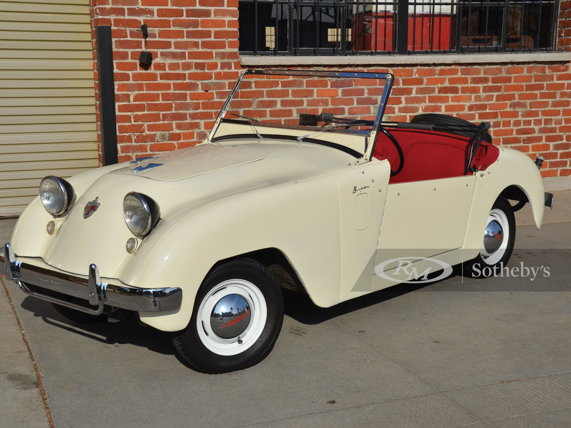 1949 Crosley Super Sport