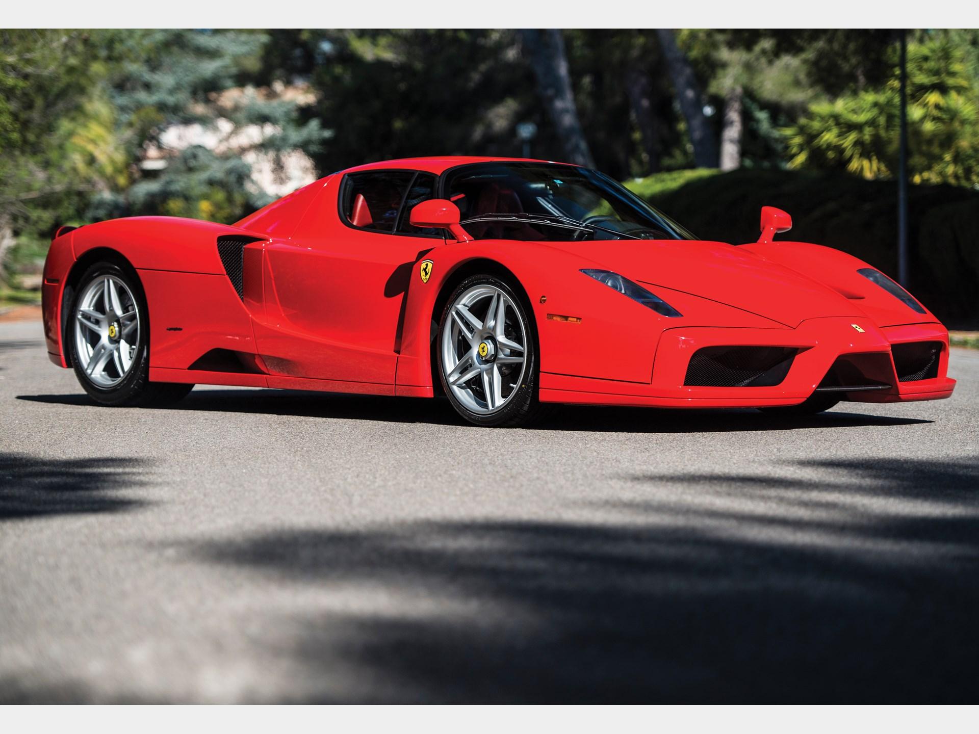 RM Sotheby's - 2004 Ferrari Enzo   Villa Erba 2017