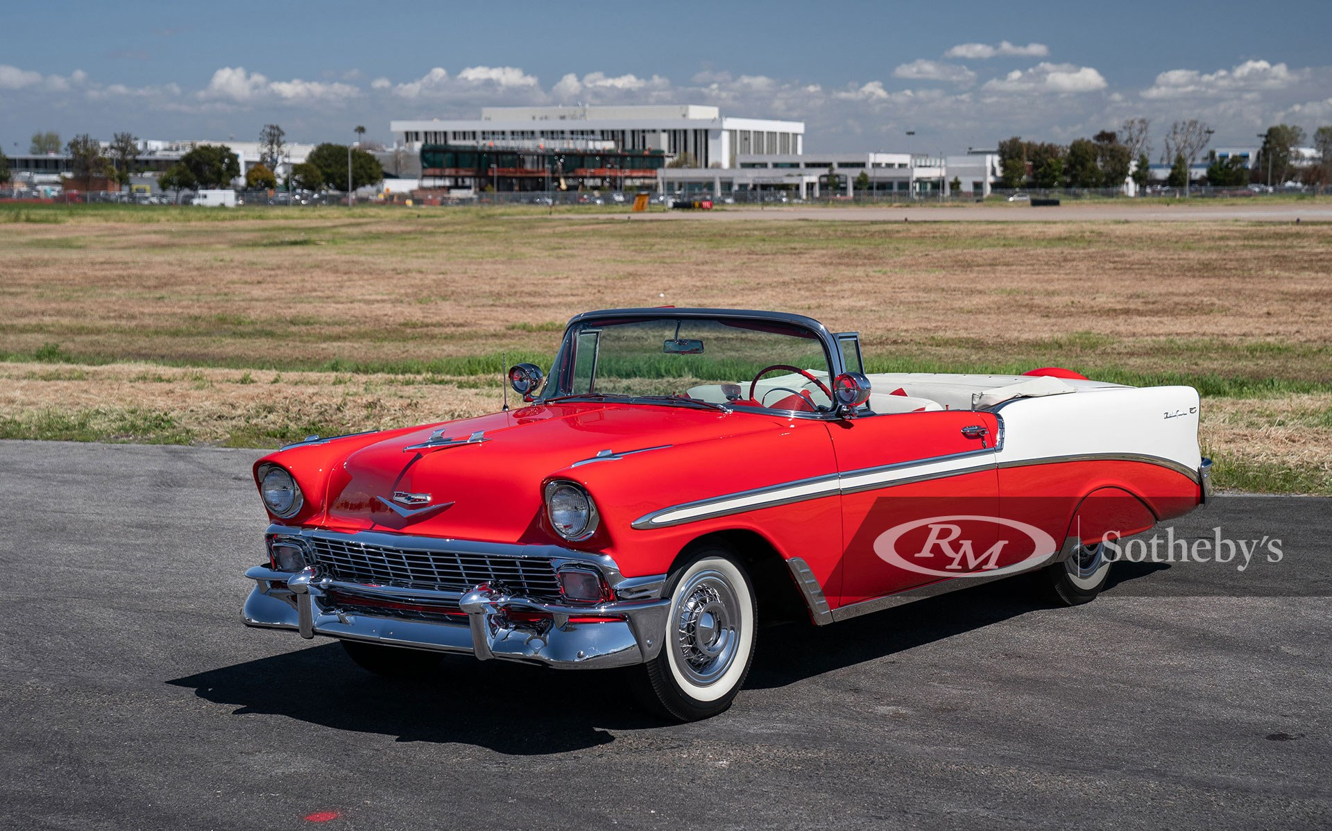 RM Sotheby's Arizona Scottsdale 2021, Blog, 1956 Chevrolet Bel Air Convertible