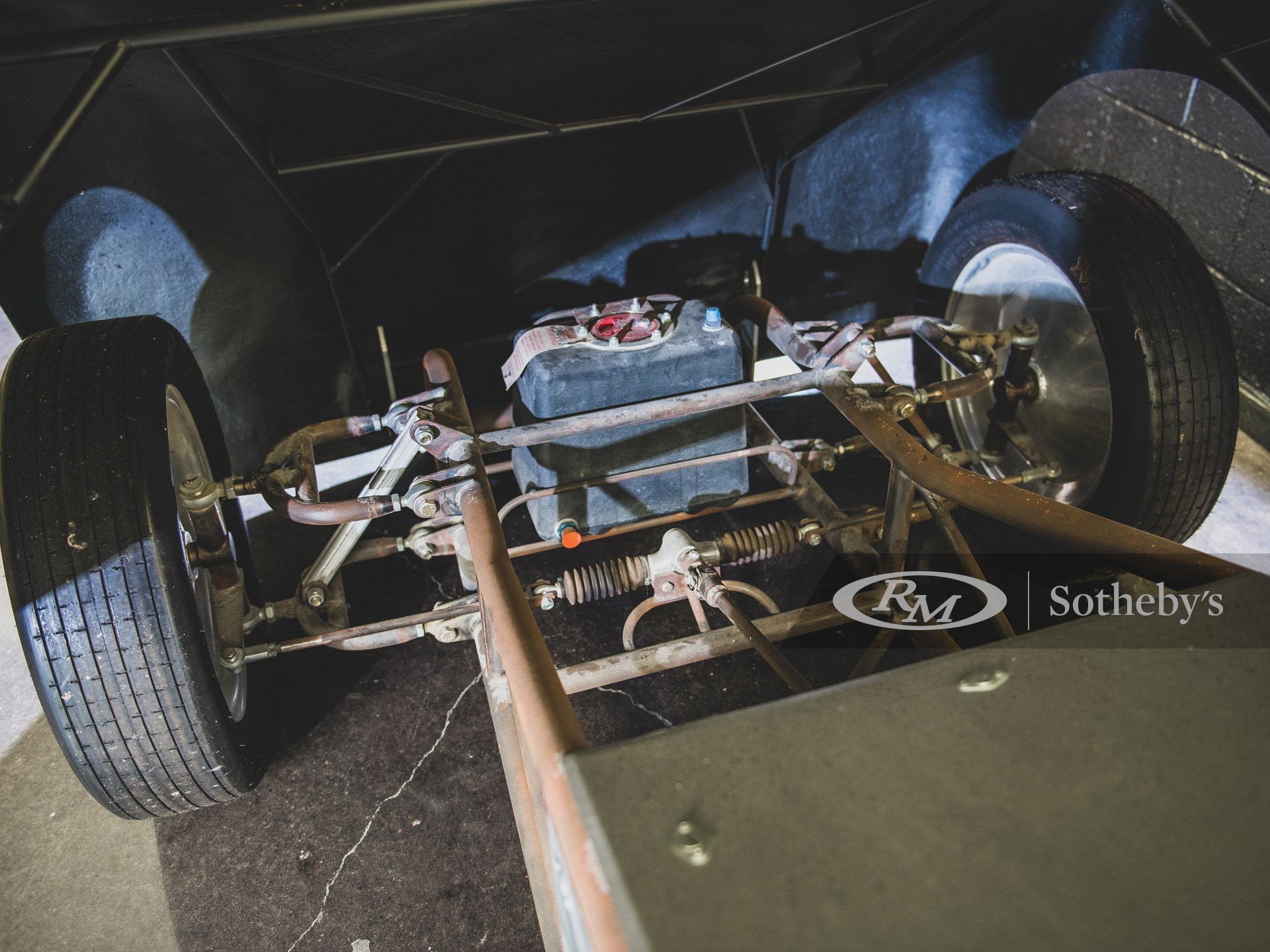 1956 Porsche 356 Speedster Dragster Project  -