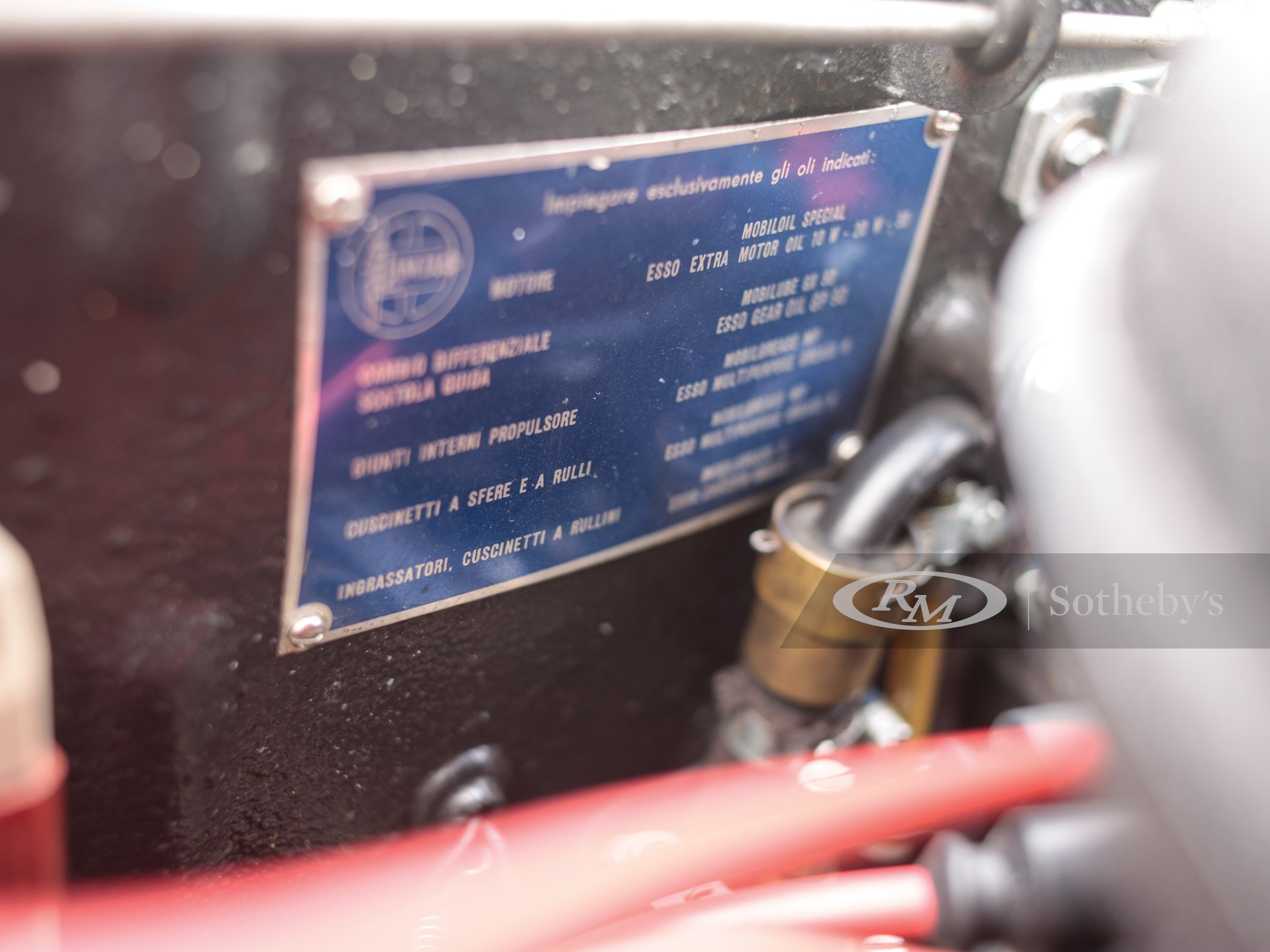1966 Lancia Flaminia Super Sport 3C 2.8 Zagato -