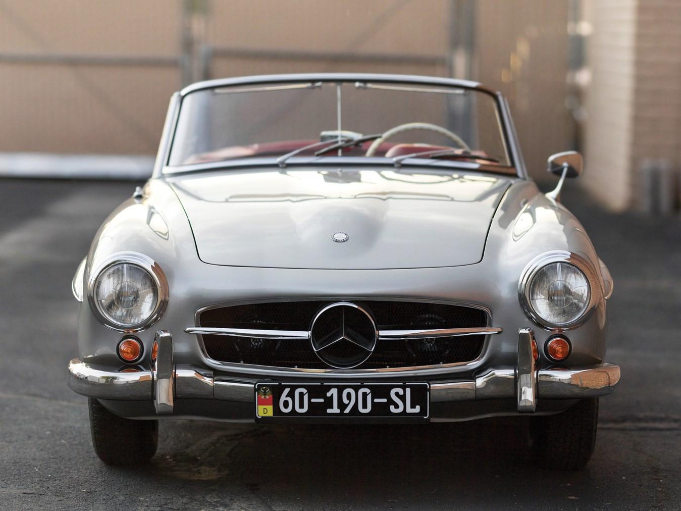 1960 Mercedes-Benz 190 SL