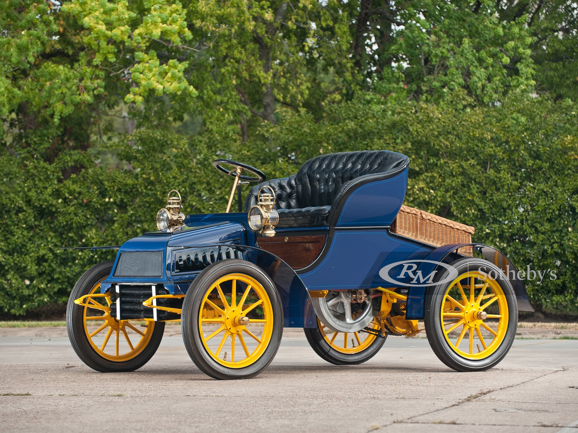 1903 Pope-Hartford Model A Runabout