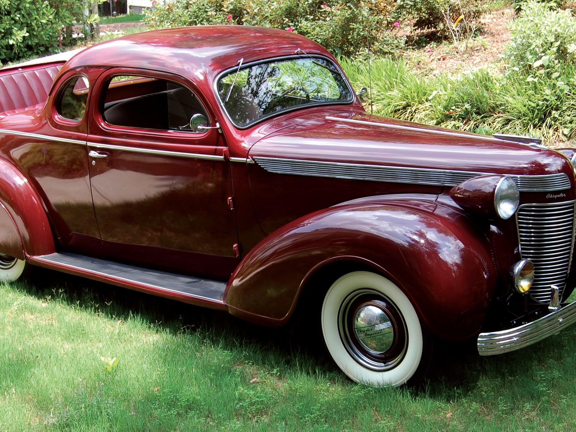 1937 Chrysler Imperial C-14 Touring Sedan |1937 Chrysler Imperial