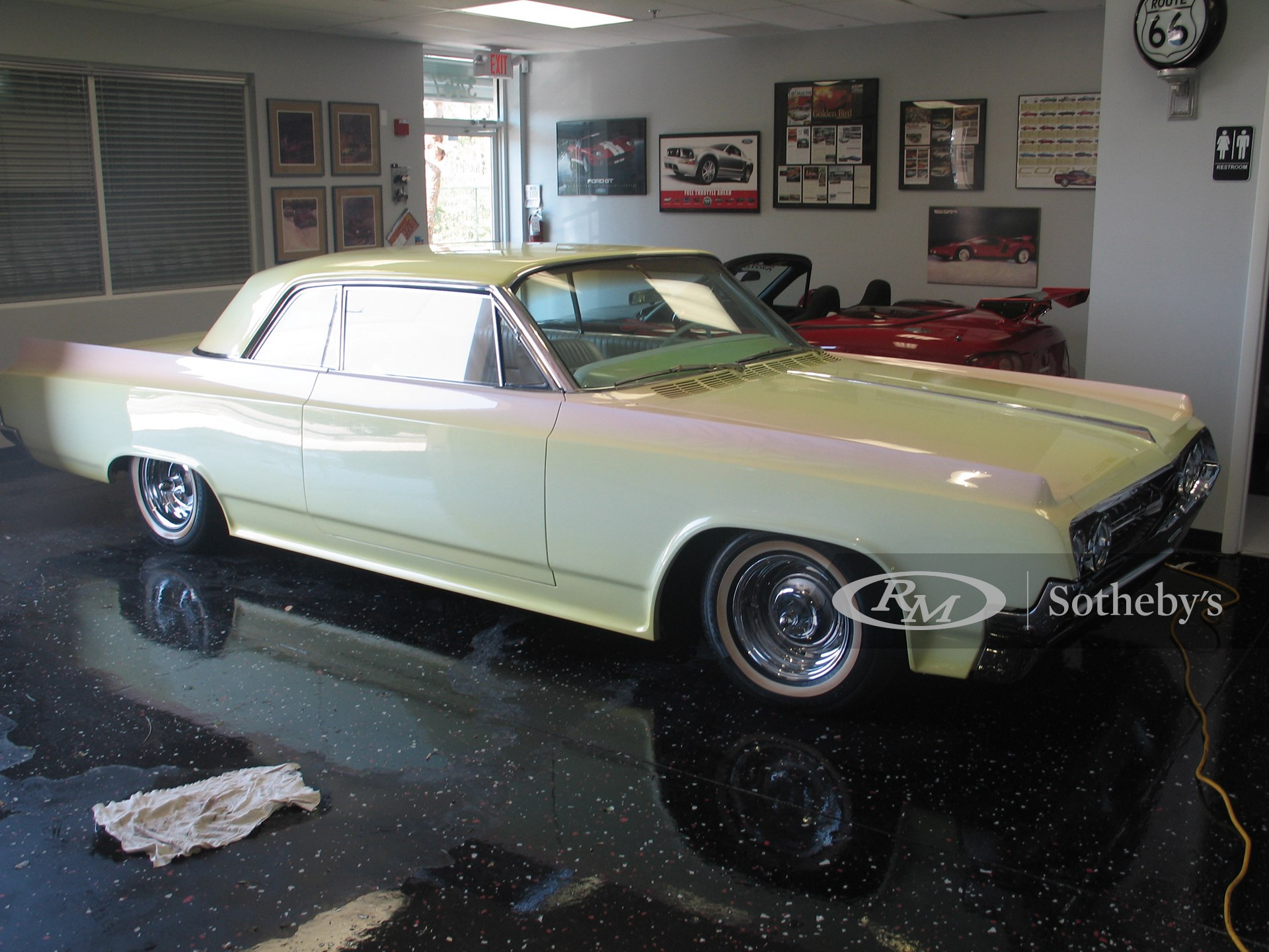 "1964 Oldsmobile Dynamic ""The Venecian"" 2D  -"