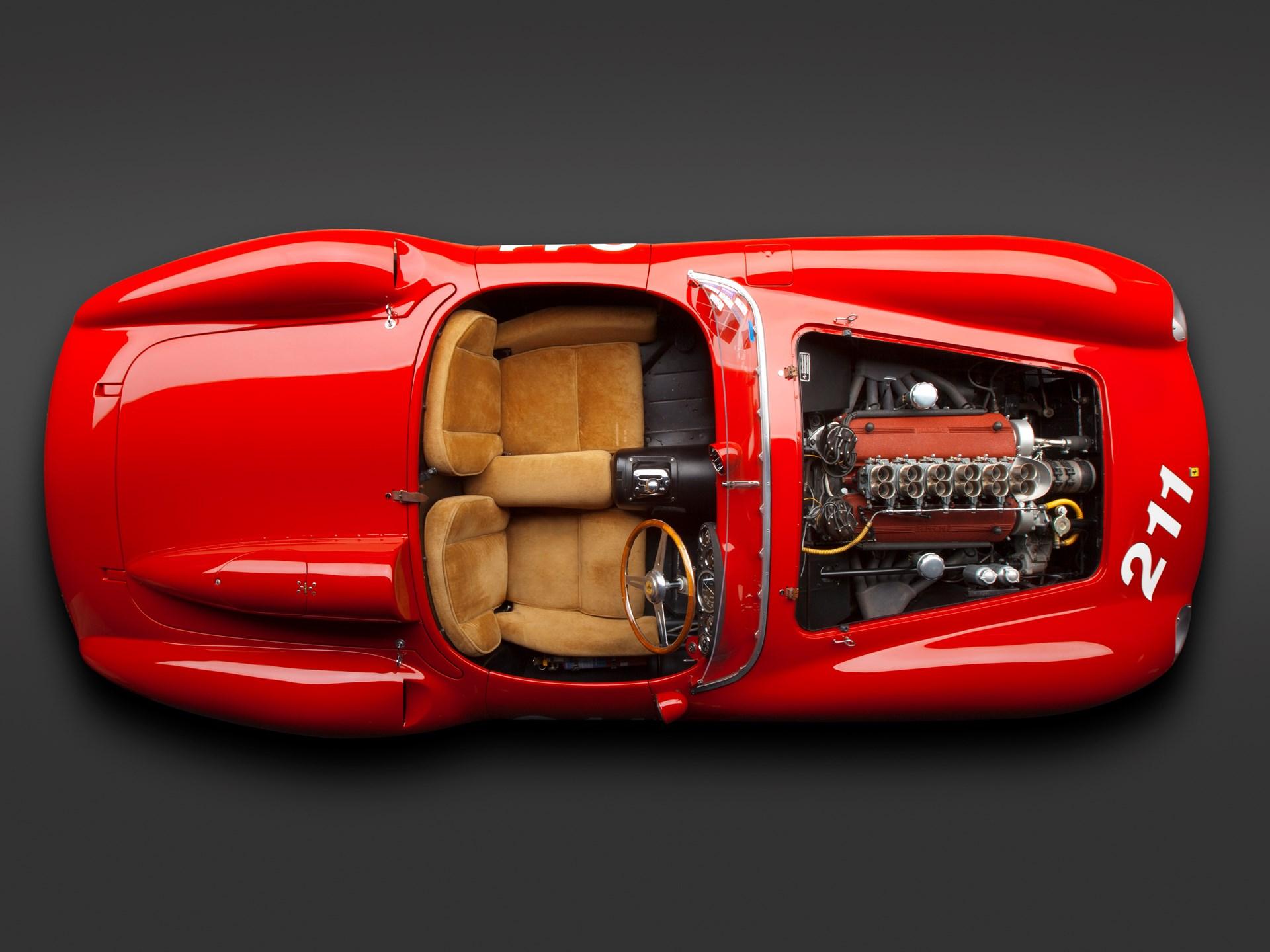 1957 Ferrari 625 TRC Spider