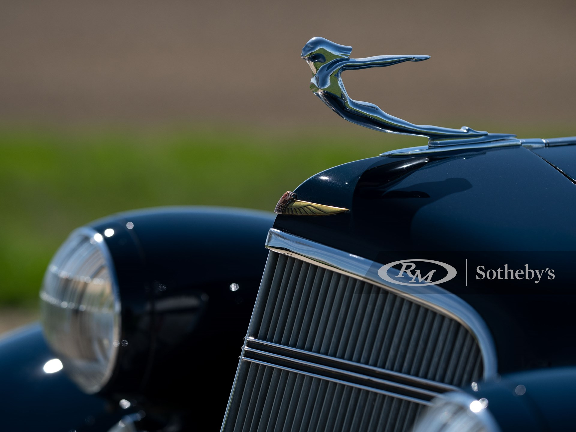 1935 Cadillac V-8 Convertible Coupe by Fisher -