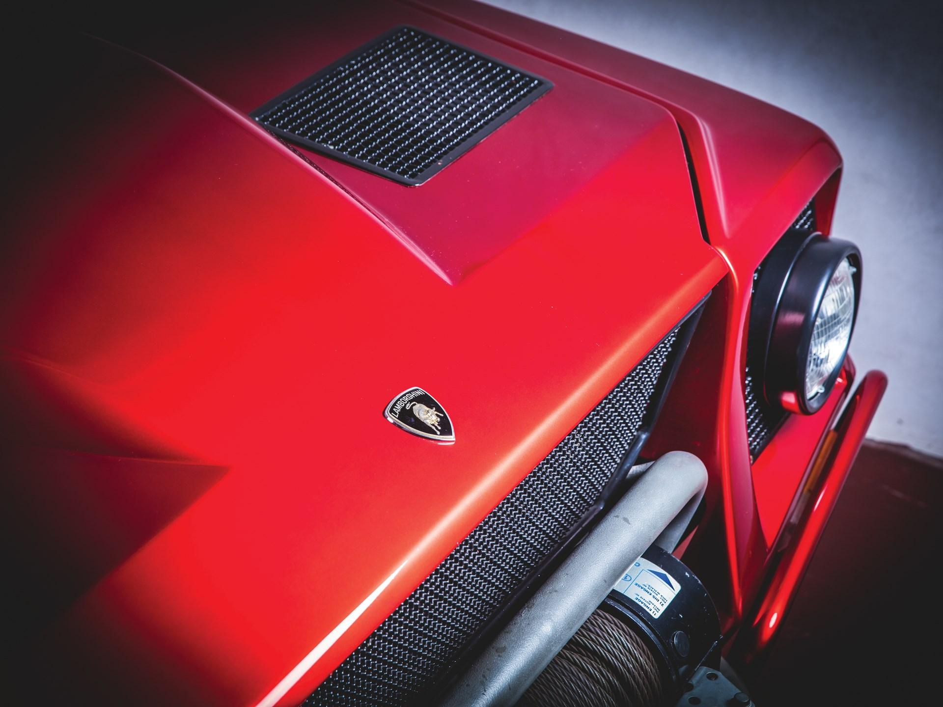Rm Sotheby S 1991 Lamborghini Lm002 Amelia Island 2018