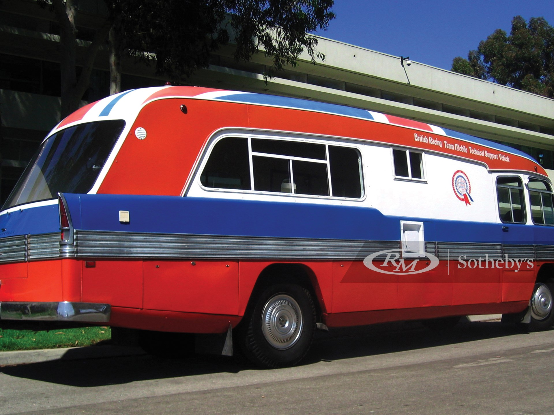 1963 BMC Technical Support Vehicle