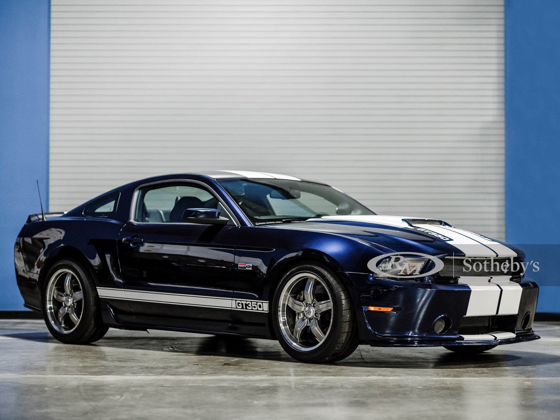 2012 Ford Shelby GT350