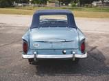 1960 Hillman Minx Series IIIA Convertible  - $