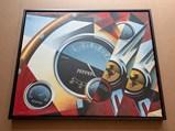 Ferrari Dashboard by Alain Levesque, 2012 - $