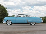 1953 Oldsmobile Ninety-Eight Holiday Hardtop Coupe  - $