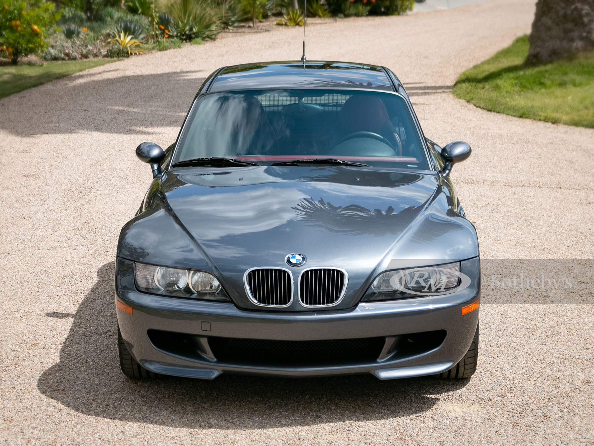 2002 BMW M Coupe  -