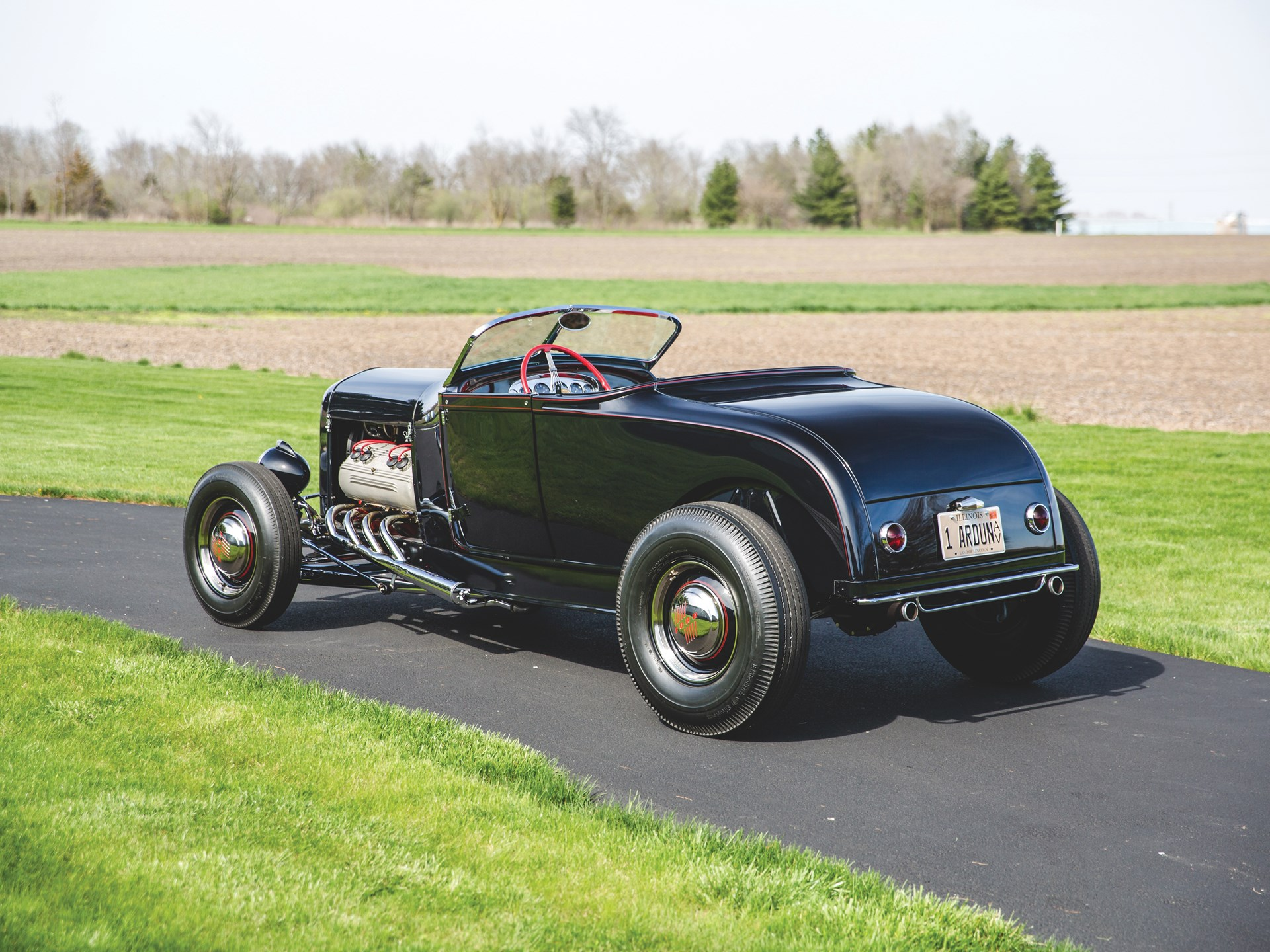 "1932 Ford 'High Boy' Roadster ""Blue Boy"""