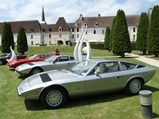 1975 Maserati Khamsin by Bertone - $Chassis number AM120-US 1082 as seen at Khamsin Quaranta in 2012.