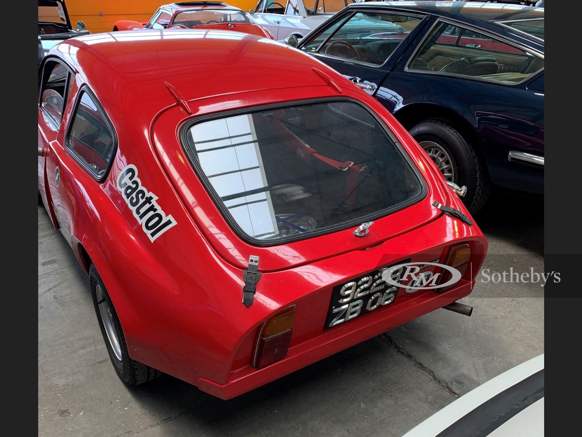 1969 Marcos Mini Mk IV  -