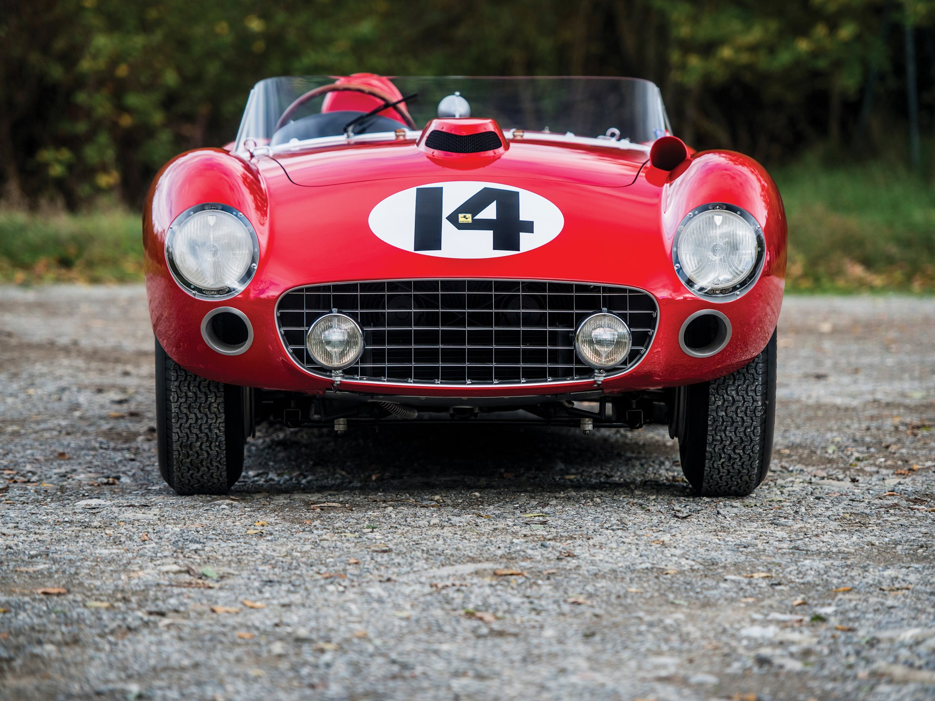 RM Sotheby's - 1956 Ferrari 290 MM by Scaglietti | The