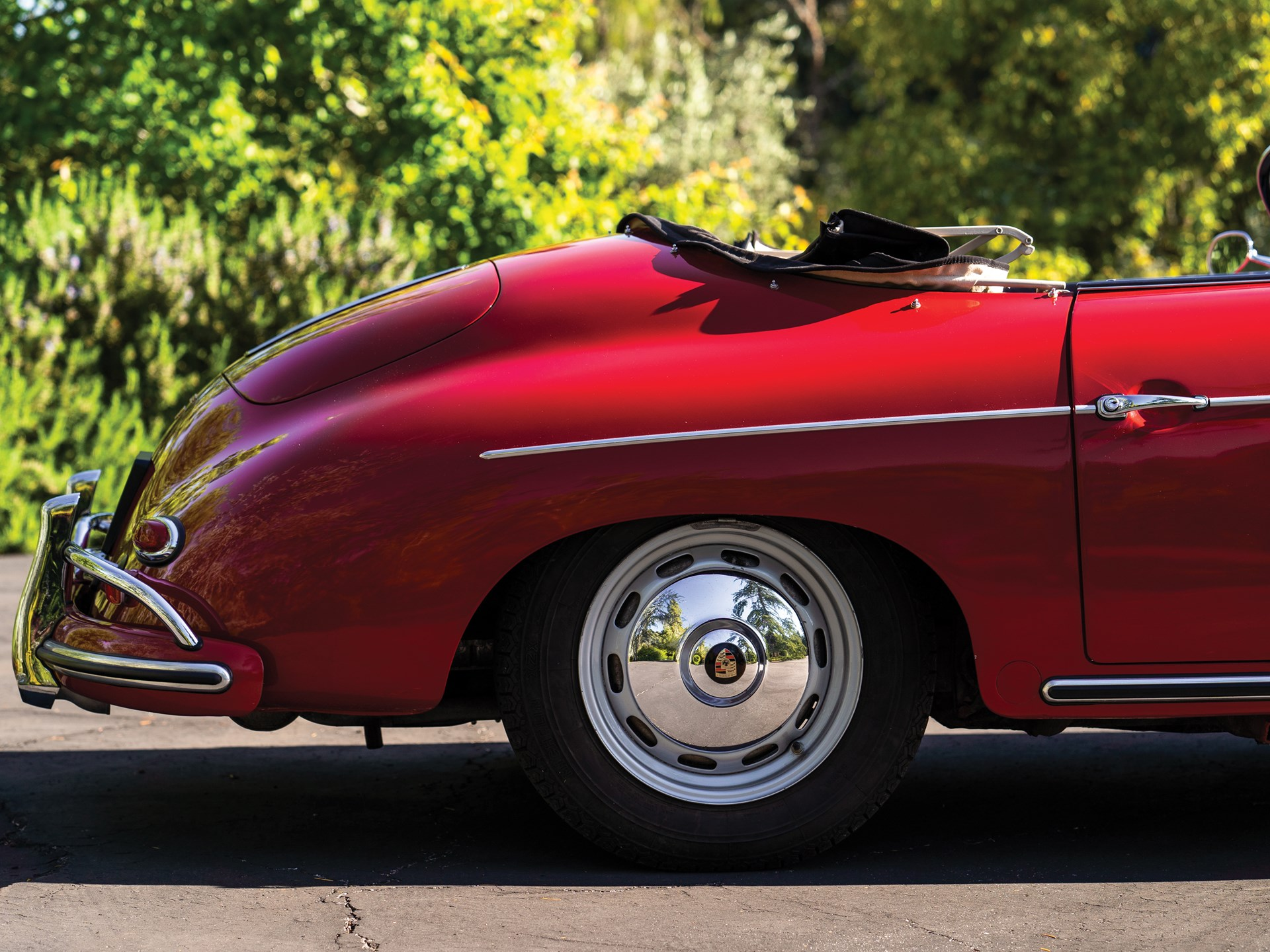 1958 Porsche 356 A 1600 'Super' Speedster by Reutter